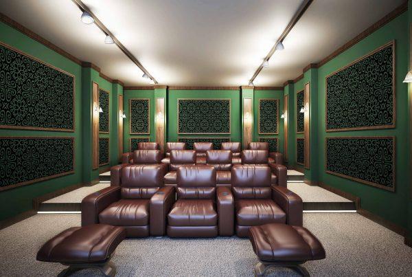طراحی سینما خانگی