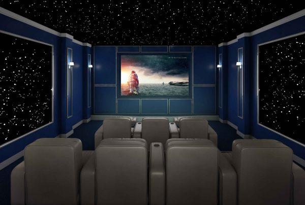 طرح سینما خانگی