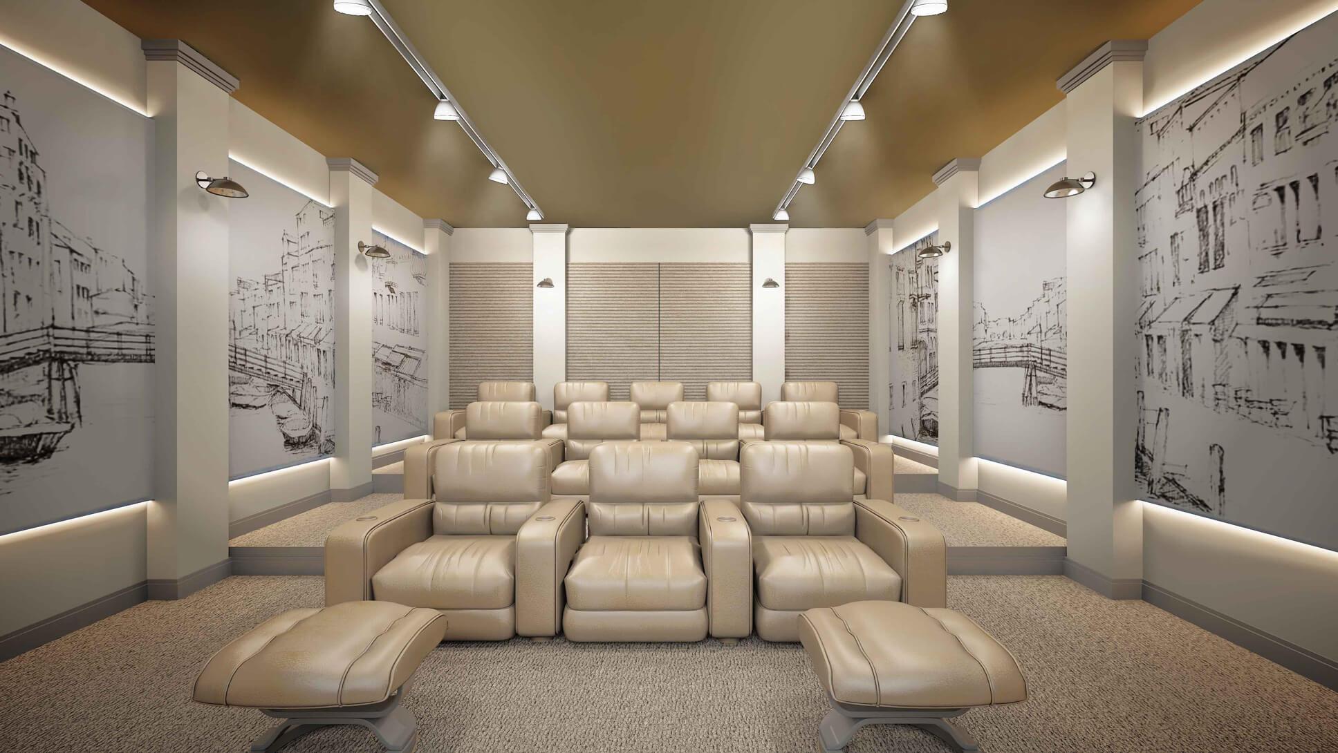 اتاق سینما خانگی