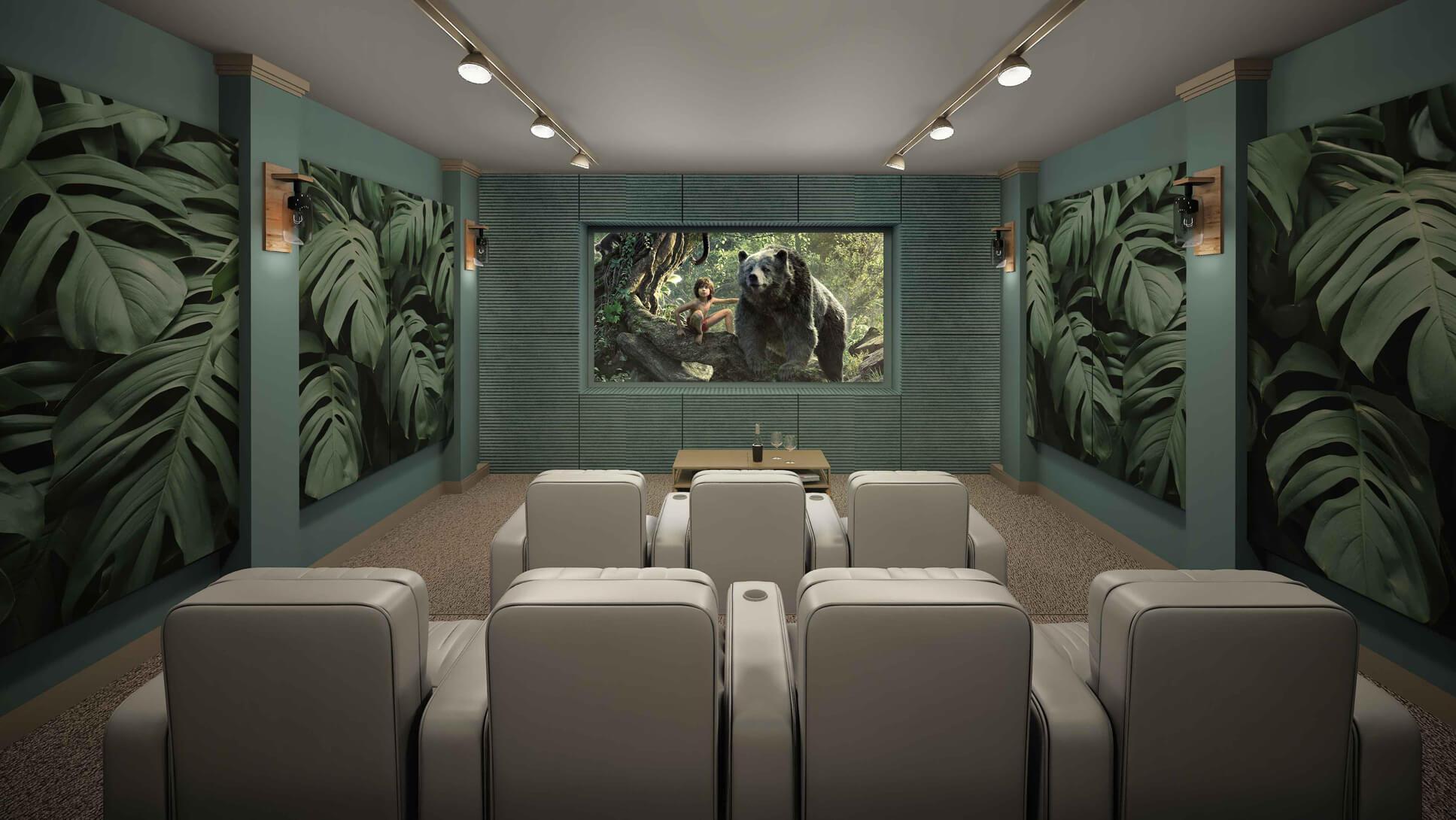 سینما خانگی و سینما خصوصی
