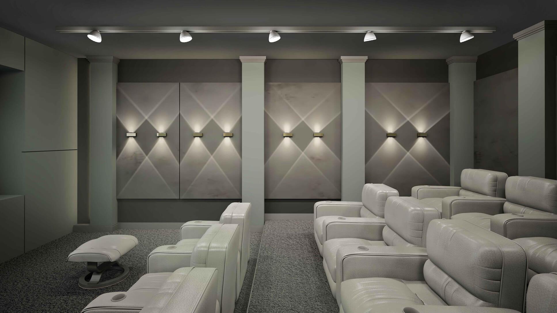 ساخت طرح های سینمای خانگی