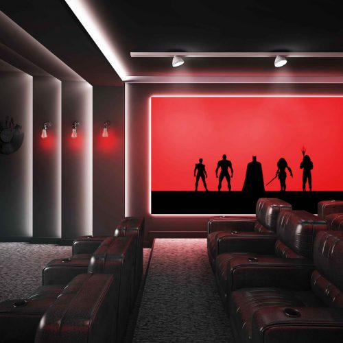سینما خانگی