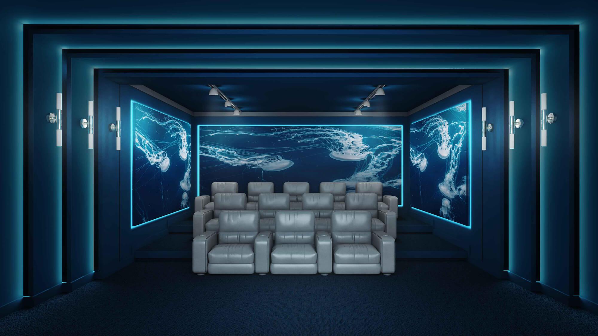 طرح ساخت سینمای خانگی