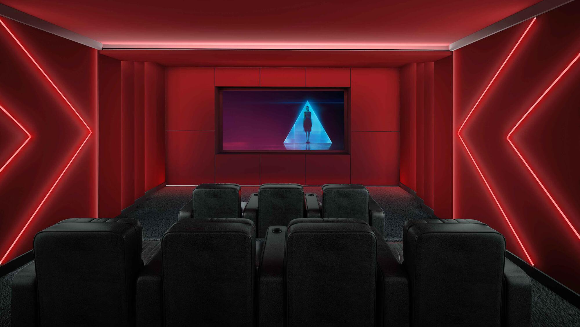 سینما خانگی خصوصی