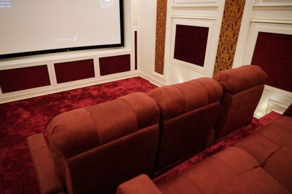 نمونه کار سینمای خصوصی لواسان