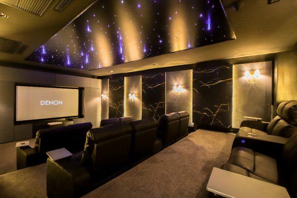 پروژه سینمای خانگی
