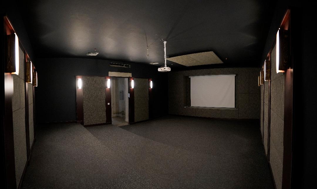 پروژهی سینمای خصوصی خانگی سعادت آباد