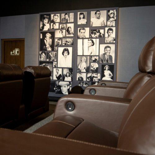 نمونه کار پروژه سینمای خانگی