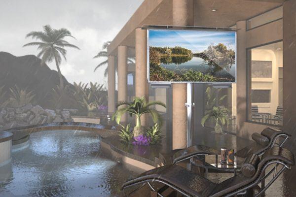 تلویزیون outdoor